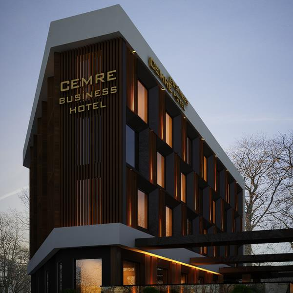 cemre business hotel